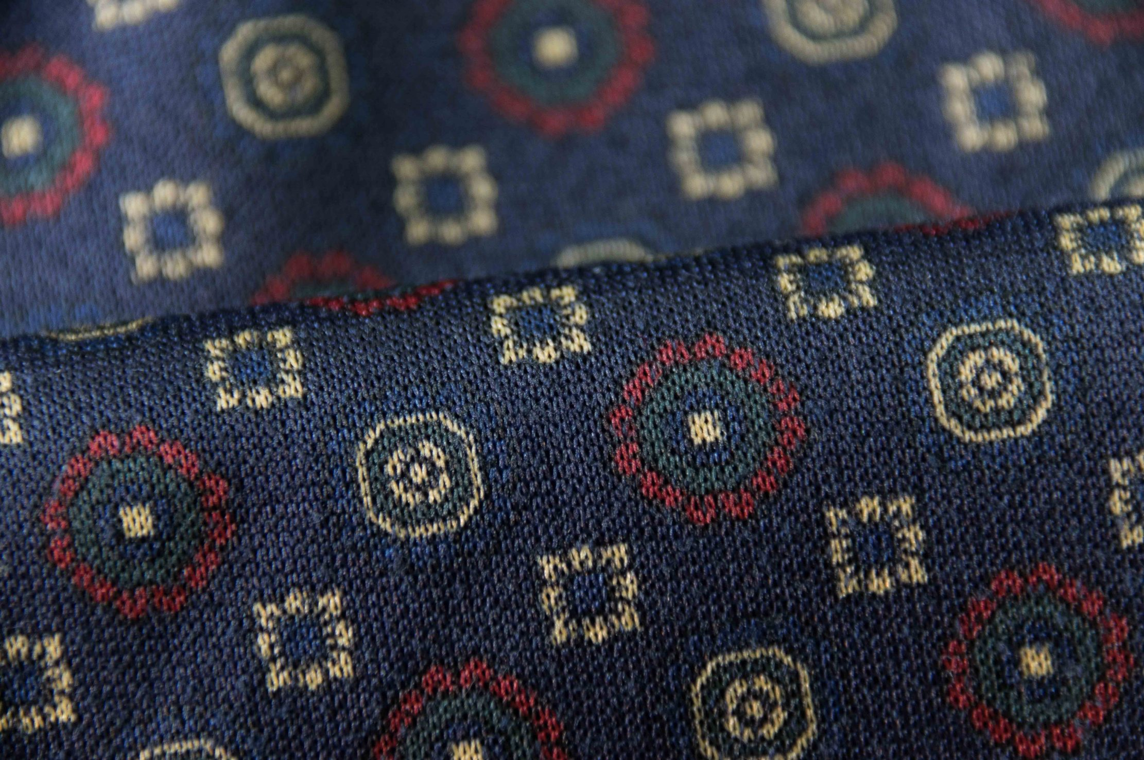 40-6 Inside brushed, 80/20 cotton/polyester